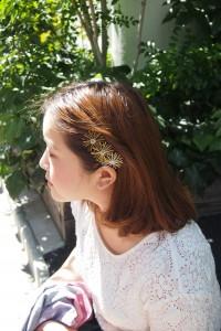 水引髪飾りHD-L